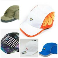 Nike Jordan Q54 Jumpman TN Air Hat Aerobill AW84 Cap,Black,Red,White,Khaki
