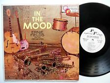 ERNIE FIELDS ORCHESTRA In the mood LP Rendezvous PROMO 1960 Honkin Sax Jazz Rn'B