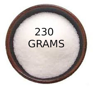Microdermabrasion crystals aluminium oxide 230 GRAMS