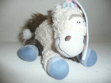doudou peluche cheval galupy diddl  TBE