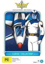 Voltron Vehicle Force - New World (DVD, 2013, 2-Disc Set)