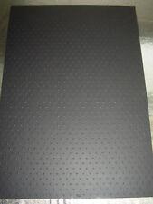 Kanban - 2 x A4 Fogli-Pompon Dots Cardstock-Nero