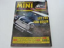 Mini World magazine 1992