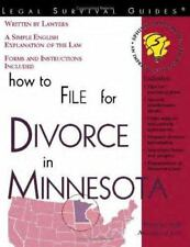How to File for Divorce in Minnesota Legal Survival Guides