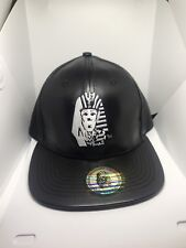 Leather Snapback Last kings