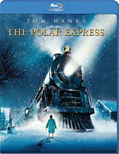 Tom Hanks DVDs & The Polar Express Blu-ray Discs