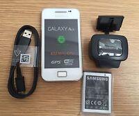 Samsung Galaxy Ace GT-S5830i 3G Unlocked  White/black/flower UK Stock