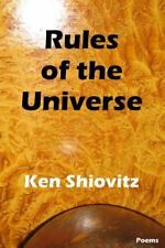 Rules of the Universe, Shiovitz, Ken, Good Book