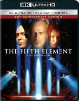 The Fifth Element [New 4K UHD Blu-ray] With Blu-Ray, 4K Mastering, UV/HD Digit