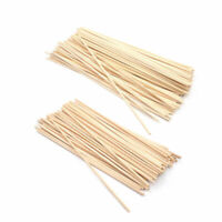 100 Pcs Refill  Replacement Stick Rattan Reed Fragrance Diffuser Home Decor