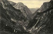 Stalheim Nærødal  Norwegen Norge ~1910 Nature Natur Verlag Carl Tietz ungelaufen