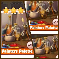 100 x Painters Palette :- Artist set :- Coin Master Cards ( Fastest Delivery )