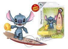 """Disney Store STITCH Toybox 3"""" Action Figure with Surfboard Lilo Hawaii NEW 2018"""