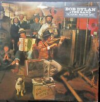 BOB DYLAN & THE BAND THE BASEMENT TAPES 2XLPs CBS 88147 1975 Excellent