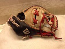 """Wilson A2K 11.5"""" Brandon Phillips Casper Baseball Glove Right Handed Throwing"""