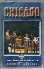 Chicago - I'm A Man, LIVE RECORDING (Cassette, [Holland Import], Life Time) NEW!