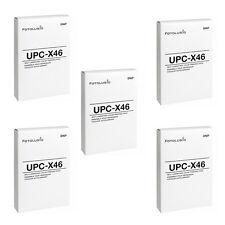 5 DNP Fotolusio UPC-X46 / DNP UPCX46 Color Print Pack