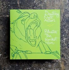 "Blaster The Rocket Man / Destroy Nate Allen 7"" 45 RPM Vinyl, Punk / Horror Punk"