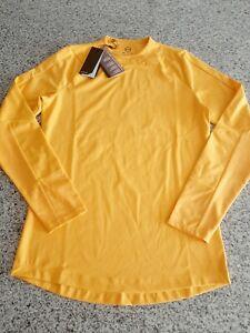 Under Armour Rush ColdGear Mock Celliant Top Shirt Long Sleeve Mens Size Med