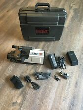 Rca Cmr-300 Cmr300 Vhs Video Cassette Camcorder with Case and Accessories