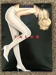 Falke Fashion Tights Size M/L - Colour Lily