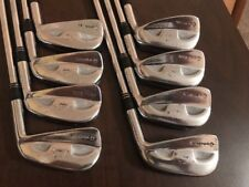 TaylorMade RAC MB Forged Iron Set 3-PW Precision Rifle Steel Stiff (6.0) RH 1253