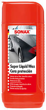 SONAX Super liquid wax Carnauba 301100 AutoHartWax Hartwachs Carnauba-Wachs