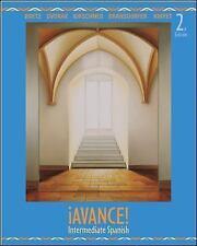 ¡Avance! by Mary Lee Bretz, Constance Kihyet, Rodney Bransdorfer, Trisha Dvorak…