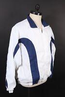 Vintage 90s NIKE Big Swoosh Windbreaker Jacket Mens Size Large