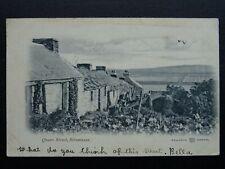 More details for scotland orkney stromness queen street cottages bothy gardens c1903 ub postcard