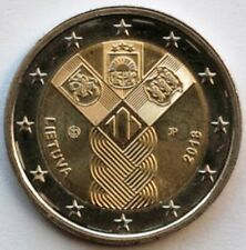 Lithuania 2 euro 2018 Independence of Baltic states (#3878)
