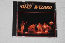 The Best of Silly Wizard (CD, 1987, Shanachie Records Corp.)  Rare!  SH 79048