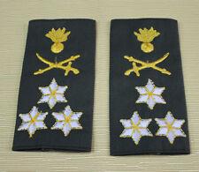 GREECE GREEK ARMY EPAULETS UNIFORM 1975 General