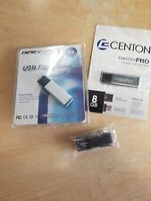 Lots of usb flash drives 2 8gb and PNY 64gb