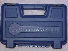 "Smith & Wesson NEW Medium Factory Pistol Case Gun Box Fits up to 6"" Barrel S&W"