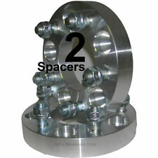 "5/4.5 Wheel SPACERS fits Trailer Go Karts Garden Tractor Lawn Mower 1.5 "" thick"