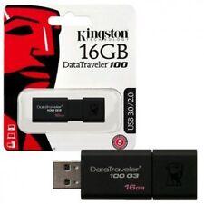 Pendrive Kingston DataTraveler 100 16GB (DT100G3/16GB)