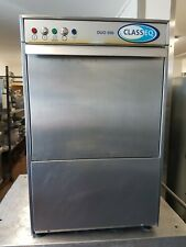 More details for classeq duo undercounter glasswasher duo508