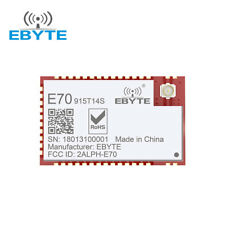 Small 915MHz CC1310 25mW E70-915T14S SMD Wireless networking equipment sensor