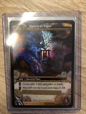 Wow Tcg  Loot Spectral Tiger Mount World Of Warcraft