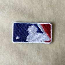 1.5inches MLB MAJOR LEAGUE BASEBALL LOGO EMBROIDERY IRON ON PATCH BADGE
