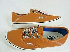 Vans Mens Authentic SF Summer of 66 Desert Sun Orange Skate Boat shoes Size 9