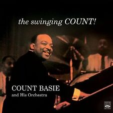 Count Basie/Count Basie Orchestra - The  Swinging Count / Fresh Sound CD New