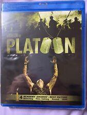 Platoon (Blu-ray Disc, 2011, Canadian) New