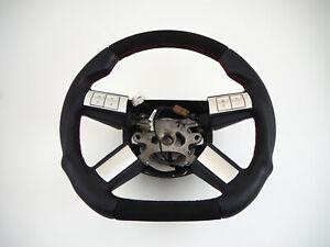DODGE Magnum Charger Challenger SRT RT 300C Flat bottom INCLUDE Steering wheel