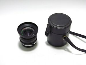 XLNT Tokina RMC 28mm 1:2.8 for Olympus OM Mount Wide Angle Prime Lens -Tested