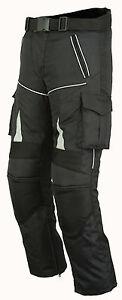 RIDEX CDT-1 Biker Motorbike Motorcycle Trouser Wind / Waterproof CE Armour