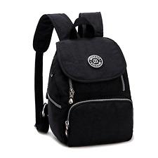 Backpack Gesu Mini Waterproof Nylon Lightweight  For Women Multi Compartnments
