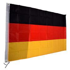 Fahne DEUTSCHLAND Flagge Flaggen Fahnen 90x150  Polyester