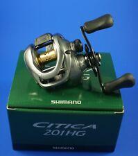 Shimano Citica I 201 HG // CI201IHG // Baitcasting Reel (Left Hand)